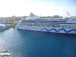 AIDAAura, Nassau