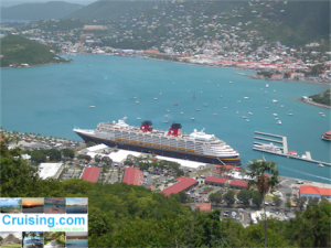 Disney Magic - St Thomas, USVI