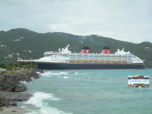Disney Magic, Tortola, BVI