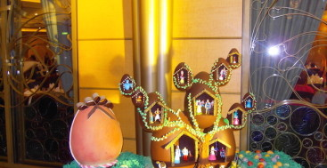 Some Disney Easter Decorations