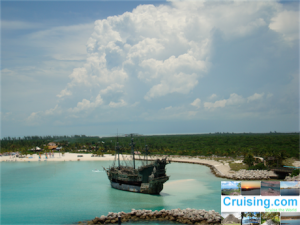 Flying Dutchman at Disney's Castaway Cay