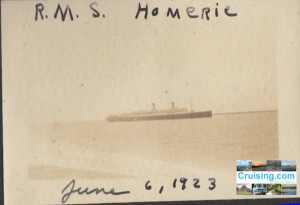 The RMS Homeric