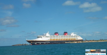 Disney Wonder Cruise