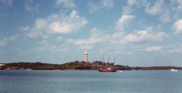 Nassau Abaco cruise, 1950
