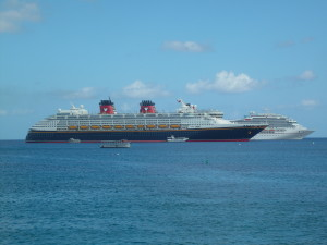 Disney Magic, Grand Cayman