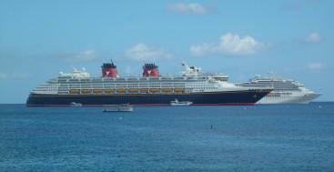 Disney Magic, Grand Cayman