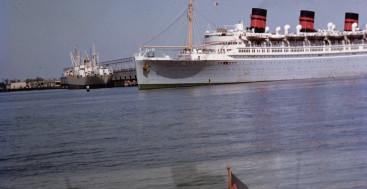 Queen of Bermuda ship