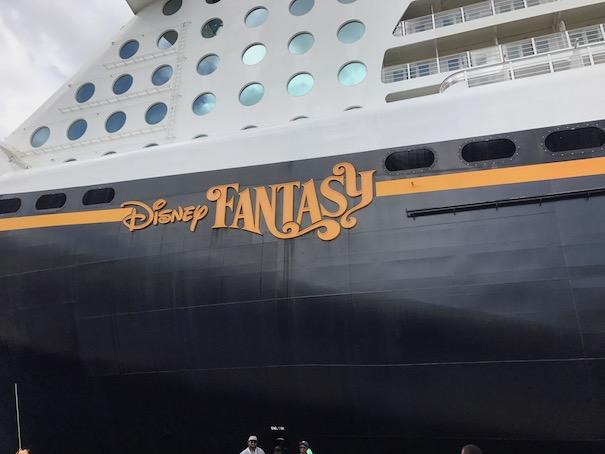 Disney Fantasy in Barbados