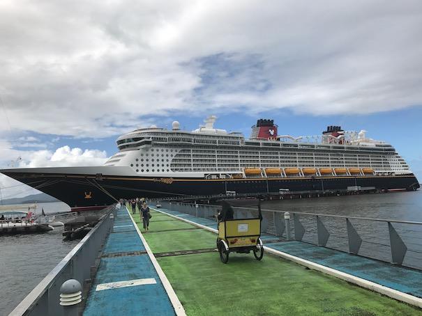 Disney Fantasy in Martinique