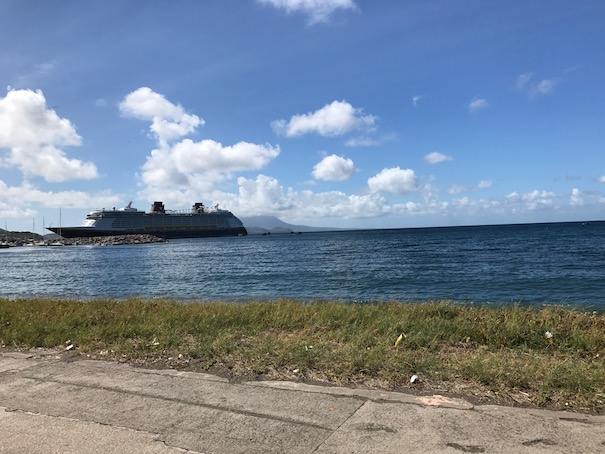 Disney Fantasy St Kitts