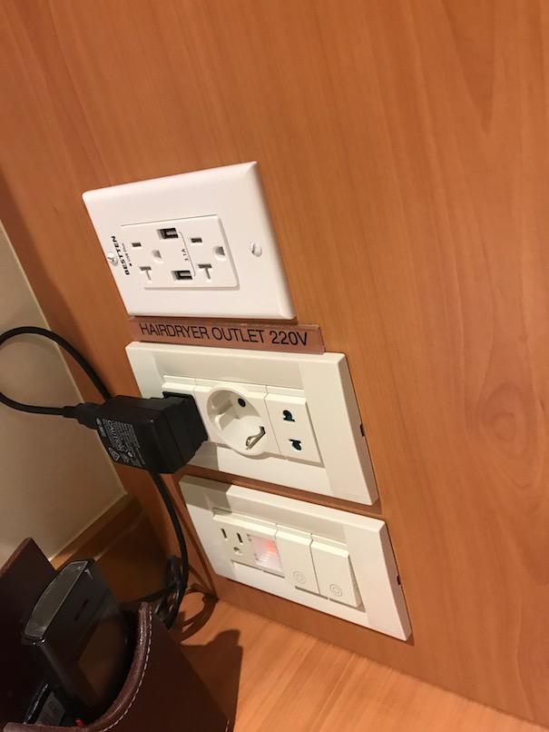 Disney Wonder USB wall Charging